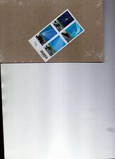 us scott # 3552-55 34c winter olympics self adhesive mnhog xf 2002 commemorative