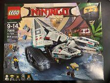 Lego 70616 Ninjago Movie Ice Tank 914 Pieces New Sealed