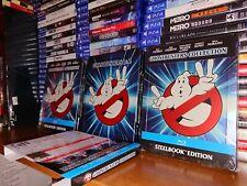Ghostbusters 1&2 Collection *{NUOVO ED. STEELBOOK* 2 Blu-Ray} *FILM ITA*