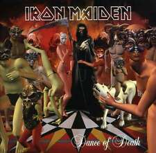 Dance Of Death - Iron Maiden CD EMI