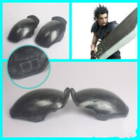 NEW Game Final Fantasy Ⅶ Zack Fair Cosplay Party Props PVC Shoulder Armor 1 Pair