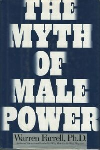 Gender set The End of Men and The Rise of Women, The Myth of Male Power new illu