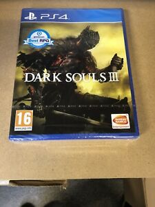 PS4 Game Dark Souls 3 Brand New Sealed