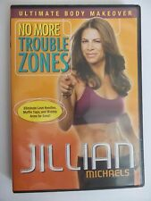 Jillian Michaels: No More Trouble Zones DVD 2008, Usually ships in 12 hours!!!!