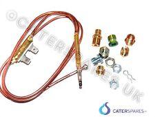 """Interupter GAS FILETTATO TERMOCOPPIA 900mm Lungo 36 """"uso universale e accessori"""