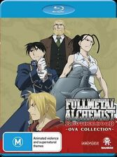 Fullmetal Alchemist - Brotherhood Ova Collection New, ExRetail Stock (D123)
