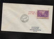 US paquebot  Bahamas  SS Nothland  cover