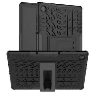 """Heavy Duty Rugged Stand Case Cover For Lenovo Tab M10 HD TB-X306F/X 10.1"""" Tablet"""