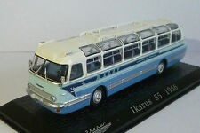 "Ikarus 55 MALEV Airlines bus 1960 (""Miss Ikarus"")  1:72 Atlas Edition"