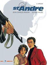 GIL ST ANDRE sortie totale 2-All Verlag-Produit Neuf-et: 27.09.17