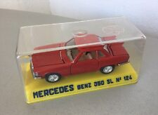 VINTAGE# JOAL MERCEDES BENZ 350 Red  N 124 1:43 Scale #NIB