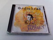 "RADIOHEAD ""PABLO HONEY"" CD 12 TRACKS COMO NUEVO"