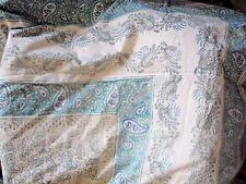 ANOKHI pour SIMRANE 100% Cotton Table Cloth 218 x 289 cm  (86 x 114 inches)