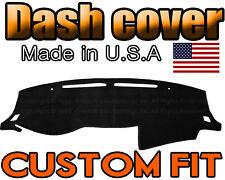 Fits 2013 - 2019  NISSAN  SENTRA  DASH COVER MAT  DASHBOARD PAD  / BLACK