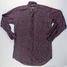 Vintage RALPH LAUREN Paisley shirt 80's S M -  Polo skate surf psychedelic op