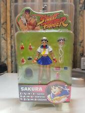 Sota Toys Street Fighter Round 3 Sakura