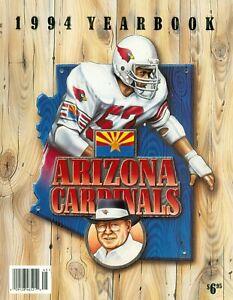 1994 Arizona Cardinals Yearbook: Buddy Ryan, Aeneas Williams