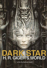 Dark Star: H.R. Giger's World (DVD, 2015)