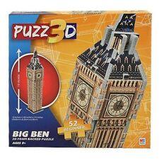 Puzz 3D Big Ben Foam Backed Puzzle