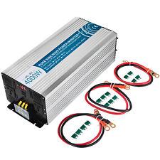 4000W 8000W Onda Sinusoidale Pura Invertitore Inverter 12V 220V with LCD Display