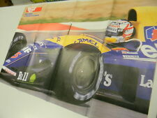Q64 Poster Nigel Mansell su Williams Fw 14 B-Renault  Autosprint