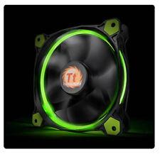 Thermaltake Riing 12 (Green LED) 120x120x25mm Radiator Fan (CL-F038-PL12GR-A)