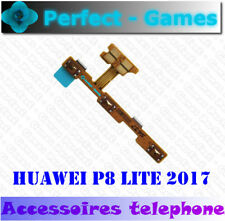 Huawei P8 Lite 2017 Nappe cable bouton ON OFF volume power button flex cable