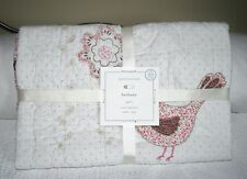 POTTERY BARN KIDS BETHANY TODDLER QUILT