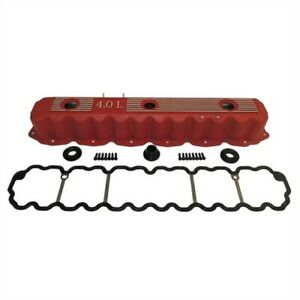 Crown For 93-04 Cherokee / 93-98 Grand Cherokee Red Valve Cover Kit - RT35002