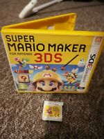 Super Mario Maker - Nintendo 3DS Game - BOXED - Fast & Free P&P!
