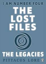 I am Number Four: The Lost Files: The Legacies by Pittacus Lore (Paperback, 2012)