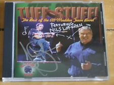 SIGNED Nils LOFGREN CD: Tuff Stuff (All-Madden Team Band) Bruce Springsteen
