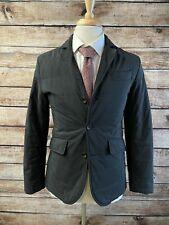 Apolis Nylon Quilted Blazer Size S Men's Black