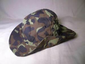 Ukrainian Summer Afghanka hat Panama in TTsKO Dubok camo size 60