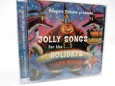 Penguin Putnam Presents Jolly Songs for The Holidays Christmas CD NEW sealed