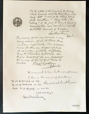 1926 - Lithographie Sir Ian Hamilton. Alex Godley, William Marshall, Powell