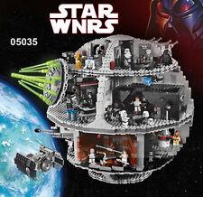 CE CUSTOM Star Wars Death Star 10188 LEGO Star Wars Compatible 3804PCS