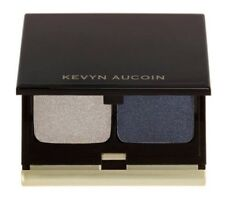 Kevyn Aucoin Eye Shadow Duo # 206 TAUPE SHIMMER/BLACKENED BLUE NIB! Free Ship!
