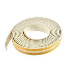 5m Foam Self Adhesive Window Door Excluder Seal Strip Tape I-9x2mm White