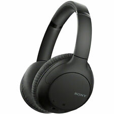Sony Wireless Bluetooth Active Noise-Canceling Over The Ear Headphones