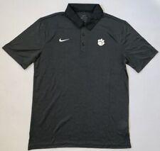 Nike's Men's Training Dri-FIT Clemson Tigers Football Polo Shirt Sz.M NEW CD7068