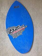 Vintage BZ Pro Board Wood Skim Board/Skimboard - NOS - Approx 20x38