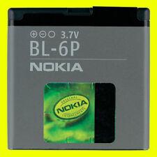 ORIGINAL NOKIA BL-6P AKKU ACCU -- 6500 CLASSIC 7900 PRISM - BATTERIE BATTERY