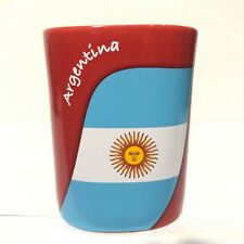 Nescafe Coffee Argentina Cup Mugs Ceramic National FIFA World Cup 2018 Russia
