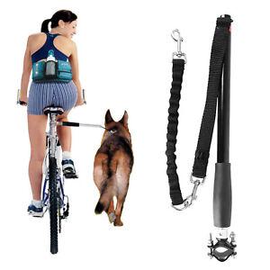 Hunde Führhalter Fahrrad Leine Hundeleine Abstandhalter Fahrradhalter Bike