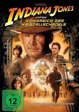INDIANA JONES 4 DAS KÖNIGREICH   DVD NEU SPIELBERG,STEVEN
