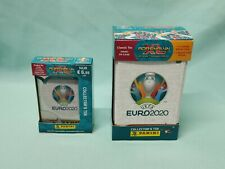 3 Booster Panini Adrenalyn XL UEFA Euro em 2020 mini Tin Box en blanco