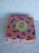 Brand New The Muffy Vanderbear Collection Boot Box 1994