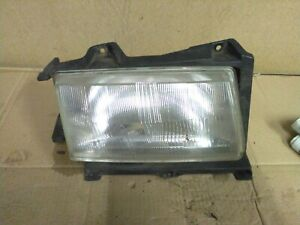 Scudo Expert Dispatch 1996 To 2003 Off Side Drivers Headlight Head Light