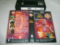Dr WHO - FULL CIRCLE - Tom Baker  -  ABC / BBC Roadshow VHS Issue